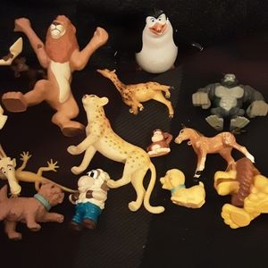TOY ANIMAL BUNDLE